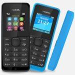 Nokia. Самая дешевая модель от компании Нокия – Нокия 105