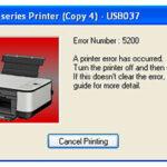 Сброс ошибки P08 (5200) в принтерах Canon PIXMA G1400, G1410, G2400, G2411, G2415, G3400, G3410, G3415, MP240, MP250, MP260, MP270, MP280, MP495 и прочих моделях (видео)